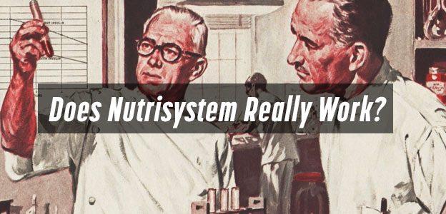 does nutrisystem work doctor